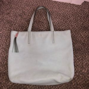 Kate Spade Teal XL Tote Bag